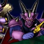 【邪神の宮殿】覇道の双璧ゼルドラド&ラズバーン