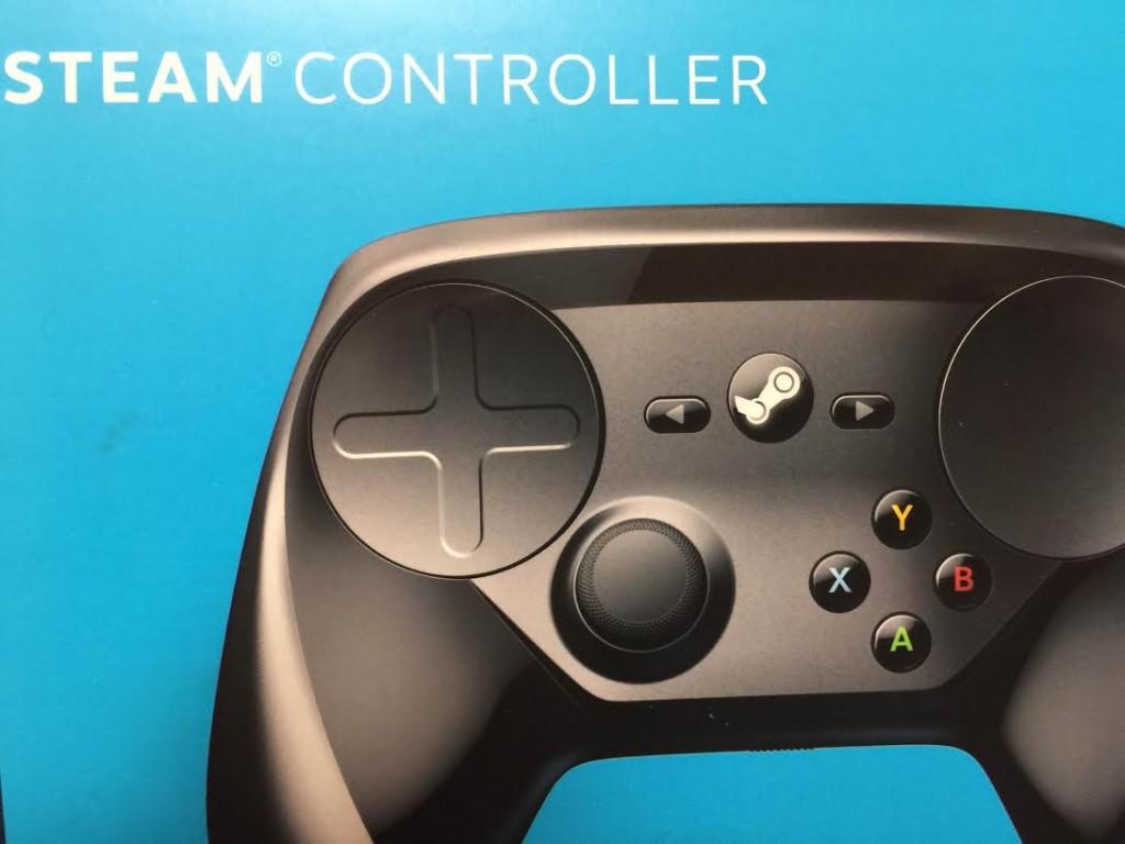 steamコントローラー3